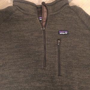 Patagonia Men's Better Sweater L 1/4- Zip Fleece